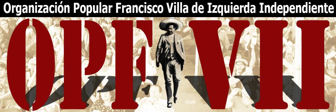 Organización Popular Francisco Villa de Izquierda Independiente